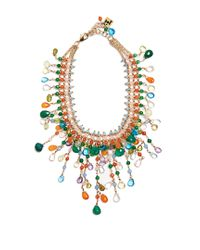 Rosantica By Michela Panero - Multicolor Nuova Multi-stone Necklace - Lyst