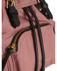 Burberry | Multicolor Small Nylon Backpack | Lyst
