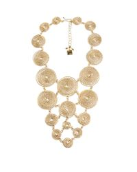 Rosantica By Michela Panero | Metallic Soffio Spiral Necklace | Lyst