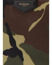 Givenchy - Multicolor Camouflage-print Document Holder for Men - Lyst