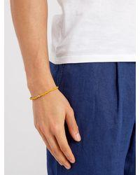Luis Morais - Multicolor Mini Barrel Beaded Bracelet for Men - Lyst