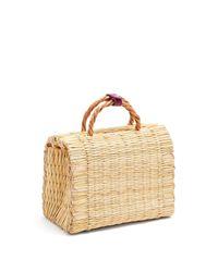 Heimat Atlantica - Multicolor Libe Small Woven Basket Bag - Lyst