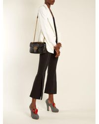 Charlotte Olympia - Gray Leading Lady Bootie - Lyst