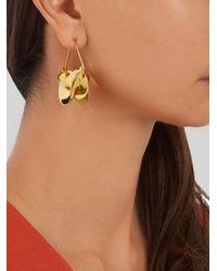 Anissa Kermiche - Multicolor Gold Plated Earrings - Lyst