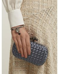 Alexander McQueen - Metallic Faux Pearl-embellished Heart-drop Bracelet - Lyst