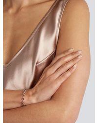 Irene Neuwirth   Multicolor Rose De France Amethyst & Rose-gold Bracelet   Lyst