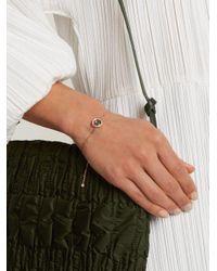 Marie Mas - Pink Large Diamond, Amethyst, Topaz & Gold Bracelet - Lyst