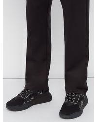 Baskets Tess S Gomma Stella McCartney pour homme en coloris Black