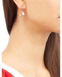 Aurelie Bidermann - Multicolor Takayama Bakelite & Gold-plated Earrings - Lyst