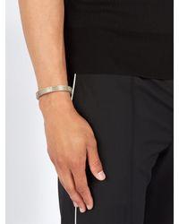 Parts Of 4 - Metallic Sistema Sterling Silver Bracelet for Men - Lyst