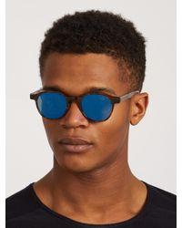 Retrosuperfuture - Multicolor The Iconic Series Mirrored Sunglasses for Men - Lyst