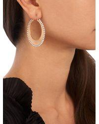 Irene Neuwirth - Blue Akoya Pearl & Rose-gold Earrings - Lyst