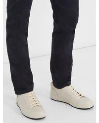 Bottega Veneta - Multicolor Thibo Leather Low-top Trainers for Men - Lyst