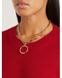 Isabel Marant - Metallic Nirvana Necklace - Lyst