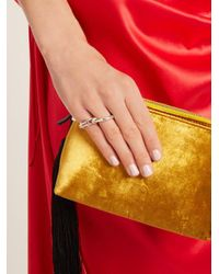 Spinelli Kilcollin - Metallic Orion Silver, Yellow & Rose-gold Ring - Lyst