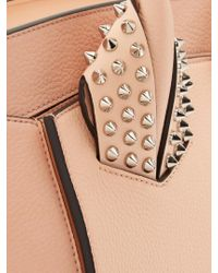 Christian Louboutin - Pink Eloise Small Leather Cross-body Bag - Lyst