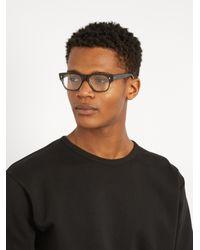 Cutler & Gross - Multicolor 1221 D-frame Glasses for Men - Lyst