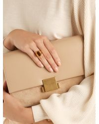 Chloé - Multicolor Stone-embellished Signet Ring - Lyst
