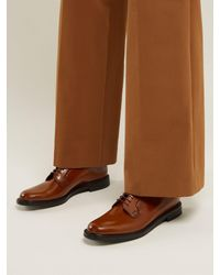 Church's - Brown Shannon 2 Leather Derby Shoes - Lyst