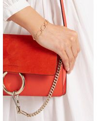 Irene Neuwirth - Metallic Diamond & Rose-gold Bracelet - Lyst