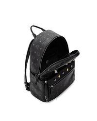 MCM - Black Stark Kristall Backpack - Lyst