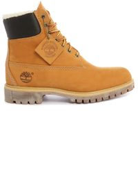 Timberland | Natural Wheat 6-Inch Premium Waterproof Boots for Men | Lyst