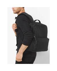 Michael Kors - Black Parker Nylon Backpack for Men - Lyst
