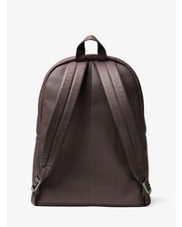 Michael Kors - Brown Bryant Leather Backpack for Men - Lyst