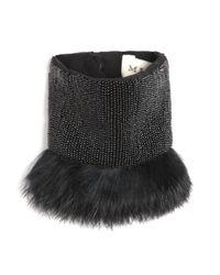 Mignonne Gavigan | Kaia Bracelet Black | Lyst