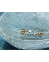 Missoma - Metallic Gold Little Girl Bracelet - Lyst