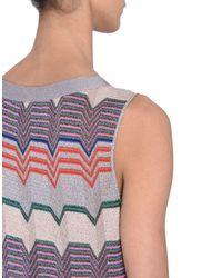 Missoni - Purple Vest - Lyst