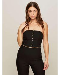 2c5520c81226 Gallery. Previously sold at  Miss Selfridge · Women s Polka Dot Jumpsuits  Women s Black ...