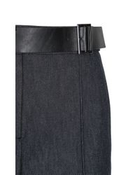 Dorothee Schumacher - Multicolor Fascinating Structures Wide Leg Jeans - Lyst