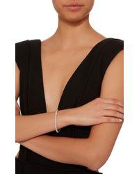 Isabel Lennse - Metallic Sterling Silver Twisted Cuff Bracelet - Lyst
