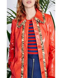 Manoush | Multicolor Red Nautical Pullover | Lyst