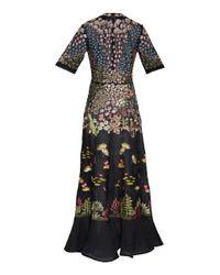 Rahul Mishra - Black Nishat Gown - Lyst