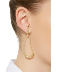 Ana Khouri - Metallic 18k Yellow Gold Chloe Earrings - Lyst