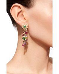 Anabela Chan - Multicolor Rainbow Coralbell Earrings - Lyst