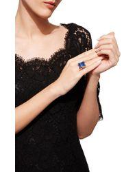 Anabela Chan - Blue Cinderella Ring - Lyst