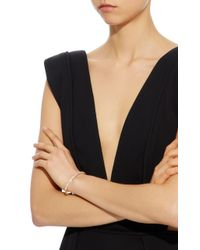 Martin Katz - Metallic 18k Gold Diamond Bracelet - Lyst