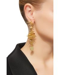 Paula Mendoza - Metallic Ego I Earrings - Lyst