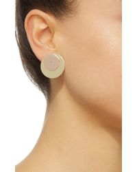 Lito - Metallic Infinite Single Earring - Lyst