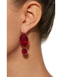 Renee Lewis | Red Antique Ruby Earrings | Lyst