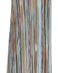 Missoni - Multicolor Strapless Jumpsuit - Lyst