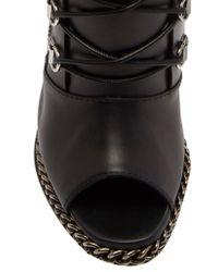 Balmain - Black Diamona Over The Knee Boot - Lyst