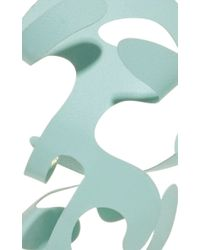 Rosie Assoulin - Blue Roxanne Assoulin For Sea Glass Large Sculptural Earrings - Lyst