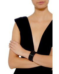 Ashley Pittman - Brown Vyeo Horn And Bronze Bangle - Lyst
