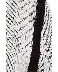 Misha Nonoo - White Knit Aden Sweater - Lyst