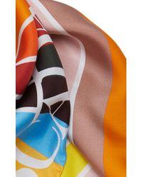 ESCADA - Multicolor Multi Stripe Scarf - Lyst