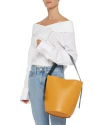 Danse Lente - Orange Mini Lorna Bucket - Lyst